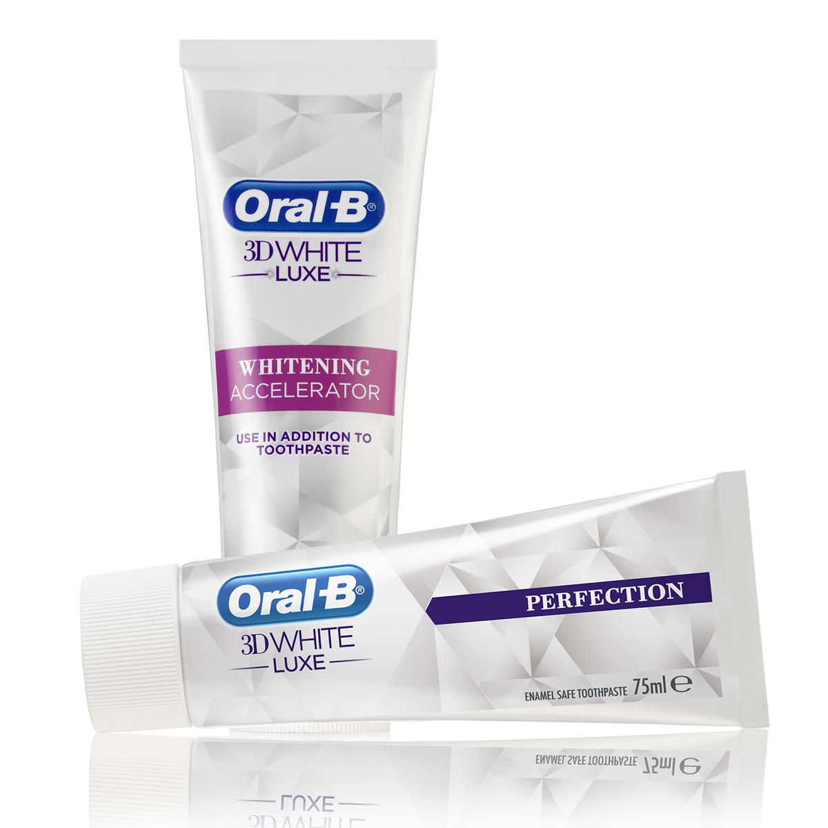 oral b whitening accelerator sverige
