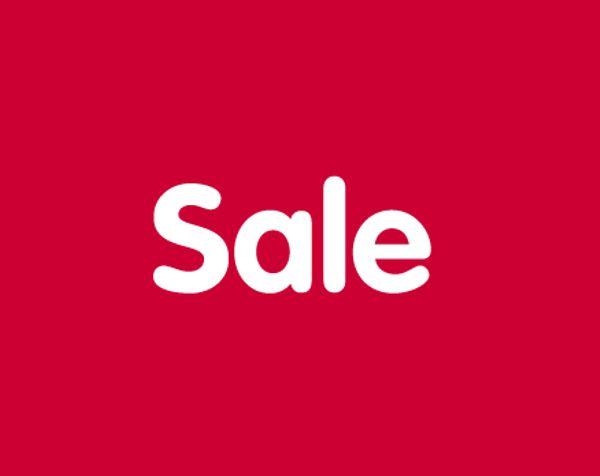 Save 1/2 price