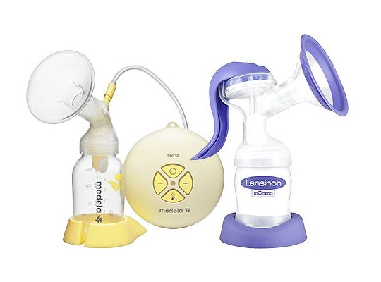 Breast Pump Guide Boots
