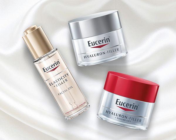 eucerin skin care