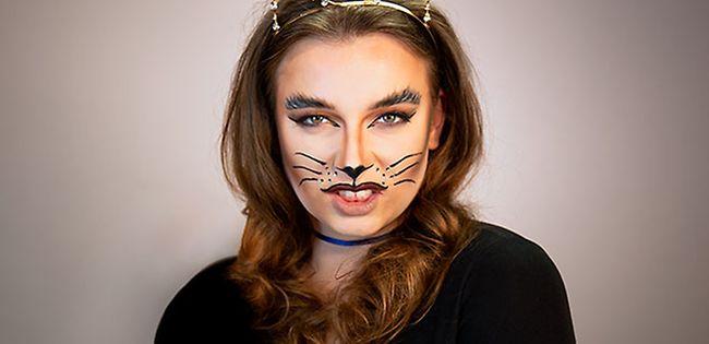 Halloween Cat Looks Halloween Makeup Ideas Boots