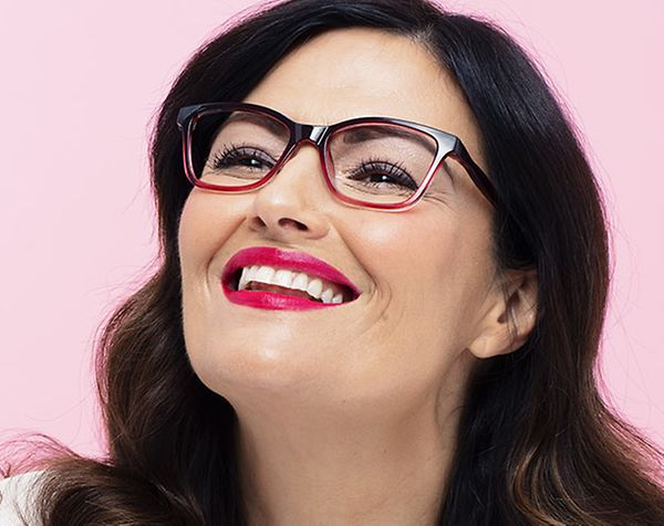 0325c4e2755 Lashes touching your lenses? Unsure which lippie shade complements your  frames? Never fear, as we have 10 handy hacks when it comes to make-up for  glasses ...