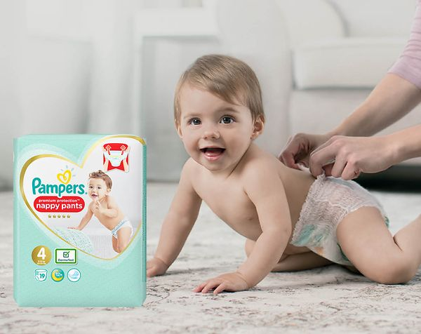 92769a9eb87 PAMPERS NAPPY PANTS