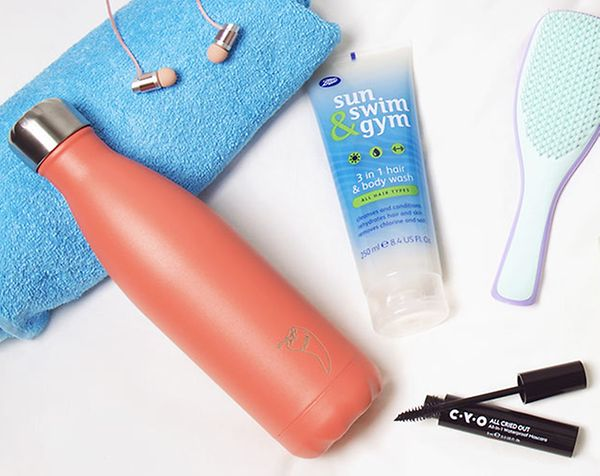 Gym Bag Must Haves Boots