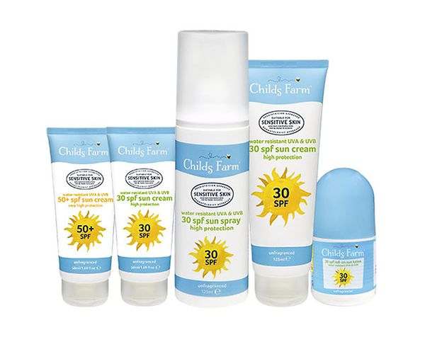complete sunblock for face