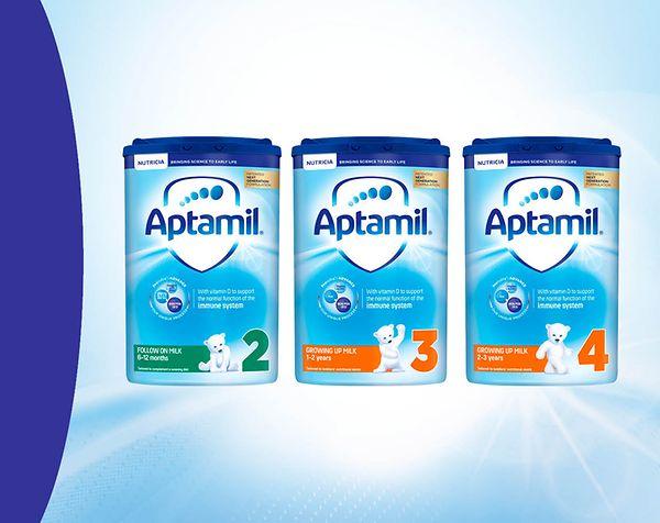 Aptamil - Boots