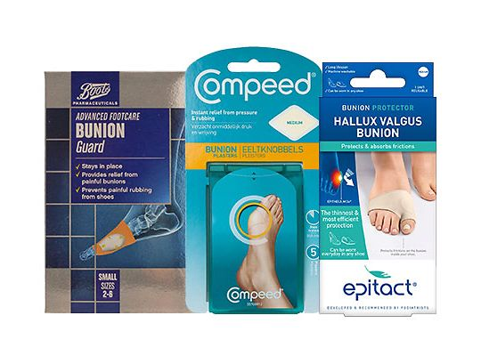 Bunions: Causes and treatments - Boots