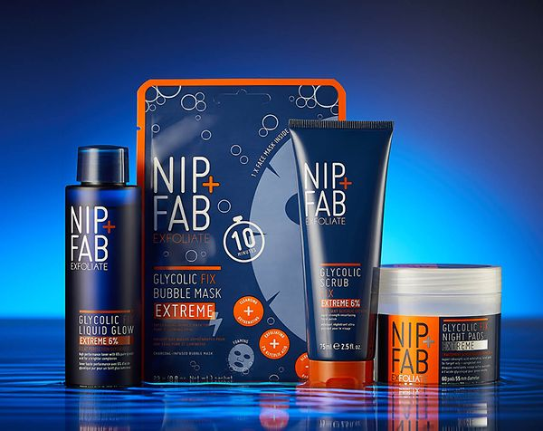 Official Website Nip+ man Ab Fix Bath & Body 100ml