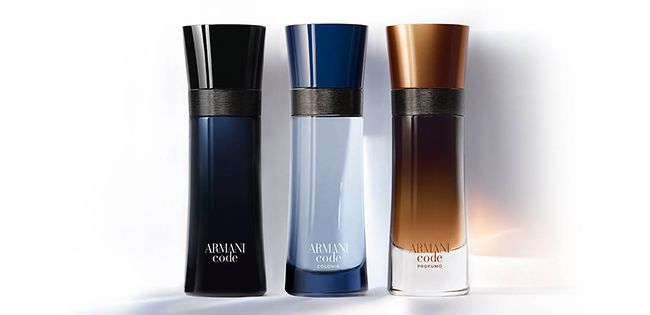 Armani Perfume Aftershave Fragrance Boots