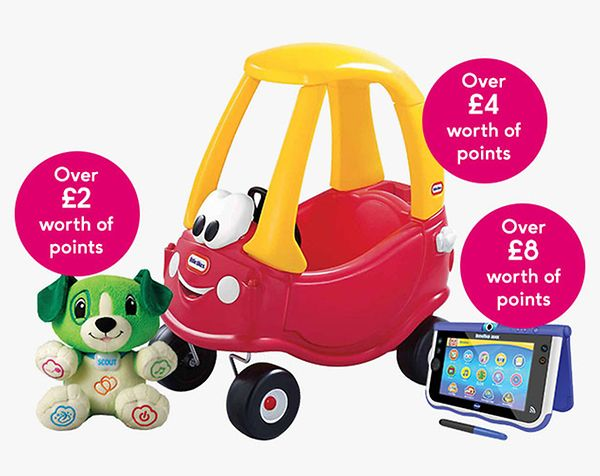 8d100069193e Collect 10 points per £1. on your baby ...