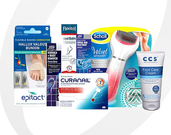 838e290eb Buy 1 get 2nd 1/2 price. on selected footcare