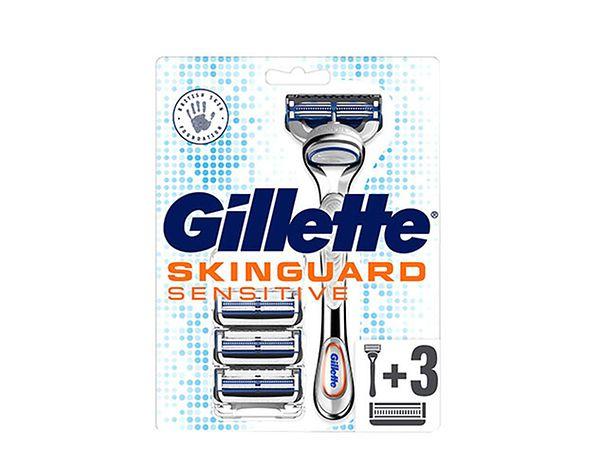 44dad07e94e 1/2 price. Gillette SkinGuard Starter Pack