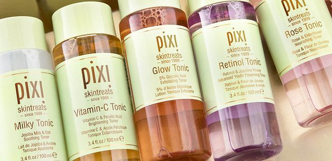 Pixi Cosmetics and Skincare -Boots