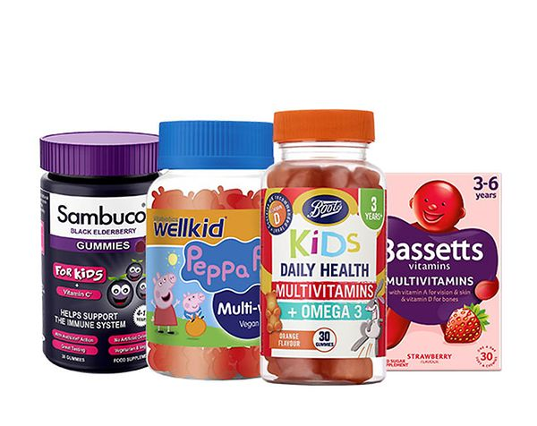 Vitamins and Supplements | Pharmacy & Health - Boots