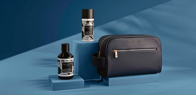 Ted Baker   Perfume & Aftershave   Wash Bags Boots