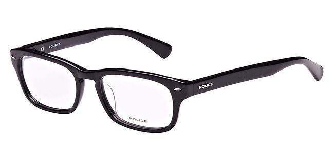 Black Police glasses