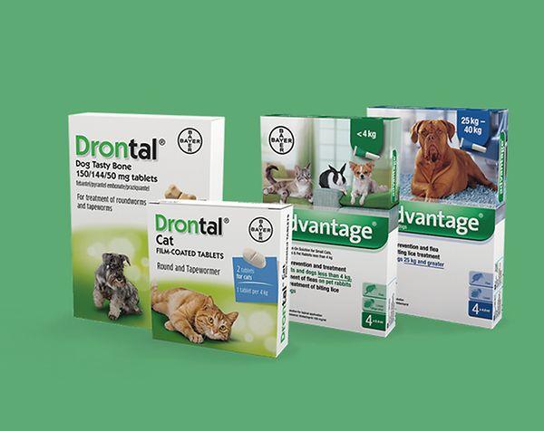 Drontal Advantage - Boots