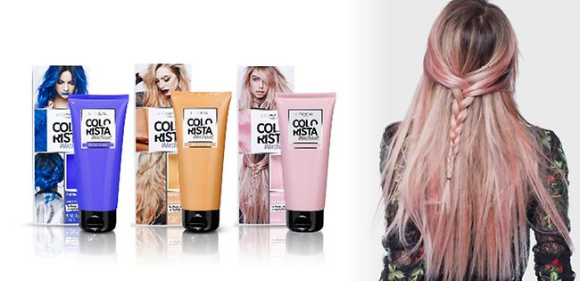 Loreal Hair Color Boots