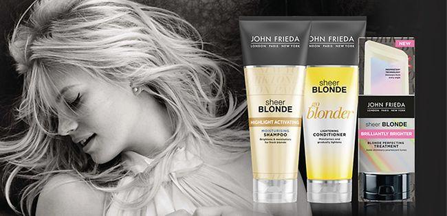 Movie john frieda sheer blonde funky chunky