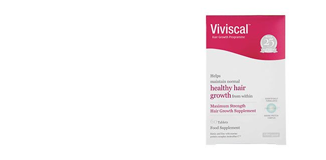 Viviscal Food Supplement Tablets