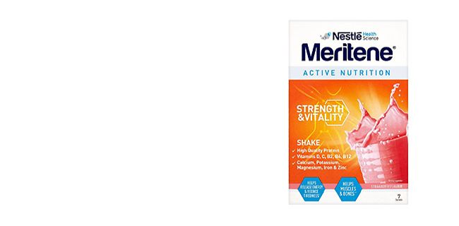 Nestle Meritene Active Nutrition