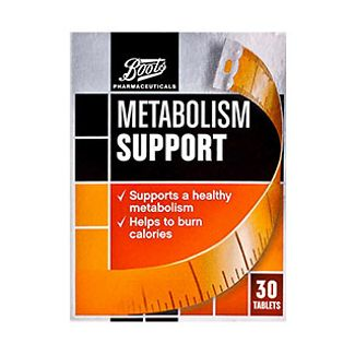 Boots Pharmaceuticals Metabolism Support