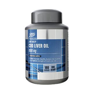 Boots Pharmaceuticals Cod Liver Oil