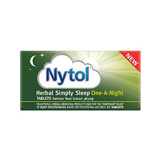 Nytol Herbal Simply Sleep One-A-Night Tablets