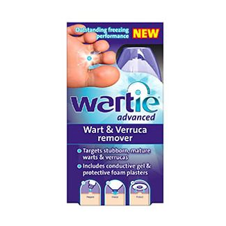 Wartie Advanced Wart & Verruca Remover