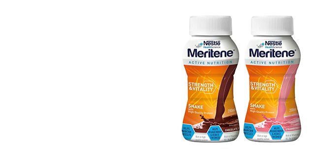 Meritene Active Nutrition