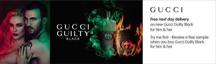 New Gucci Guilty Black Eau de Toilette