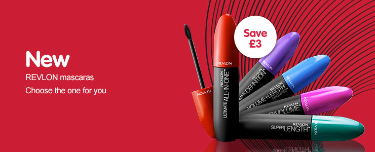 New revlon mascaras choose the one for you