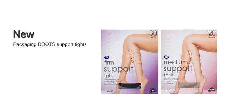 Re-packaged Boots Tights