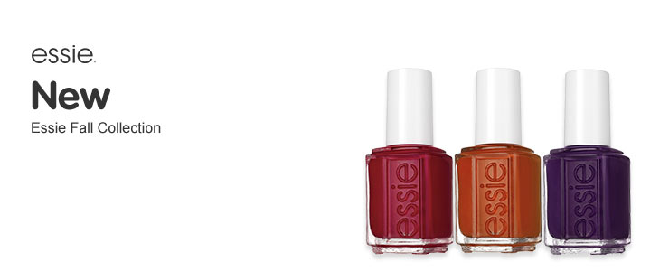 New Essie Fall collection two thousand and sixteen
