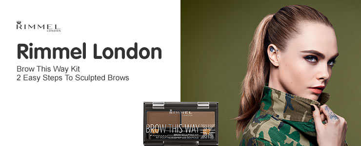 Rimmel its a brow thing brow kit