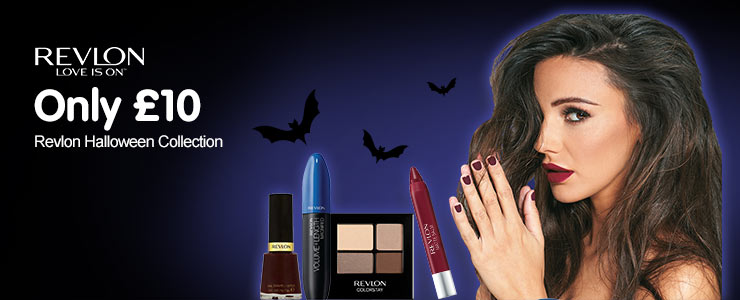 Revlon Halloween Collection