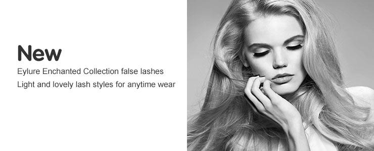 New Eylure enchanted false lashes