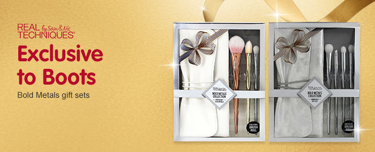Exclusive real techniques gift sets