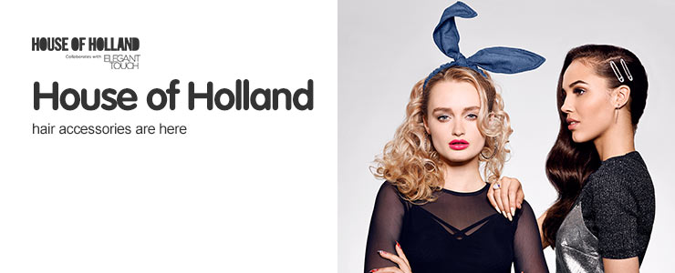 new house of holland hair accessories