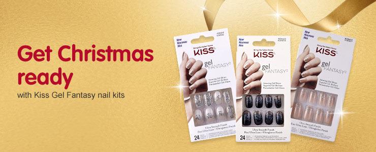 Kiss Fantasy false nails