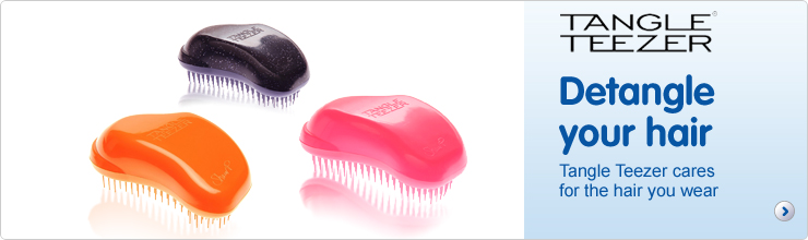 Tangle Teezer Get The Look