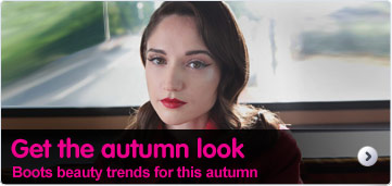 Get the Autumn Look