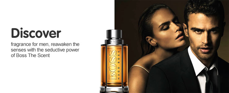 Boss the Scent GWP
