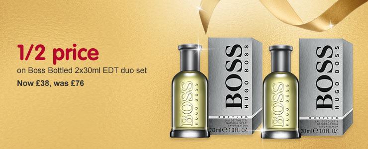Boss Bottled Duo