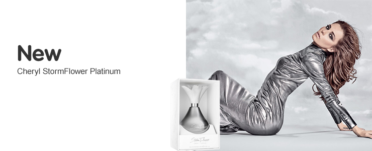 Cheryl StormFlower Platinum