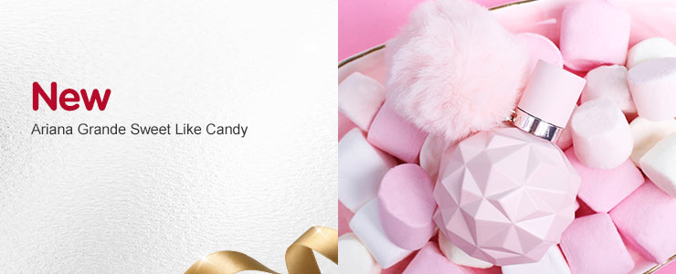 New Ariana Grande Sweet Like Candy