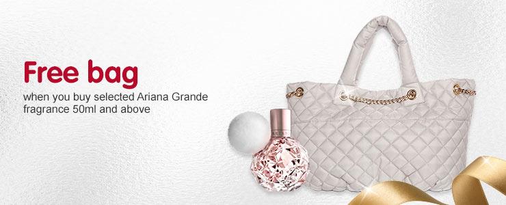 Ariana Grande GWP