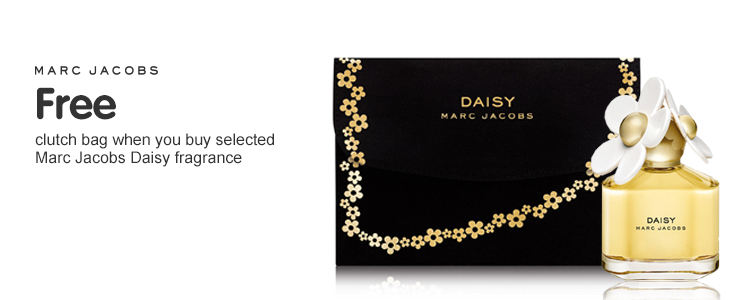 MJ Daisy free pouch