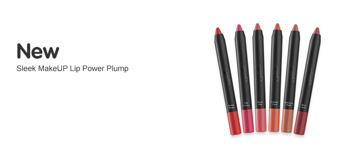 New Sleek MakeUP Lip Power Plump