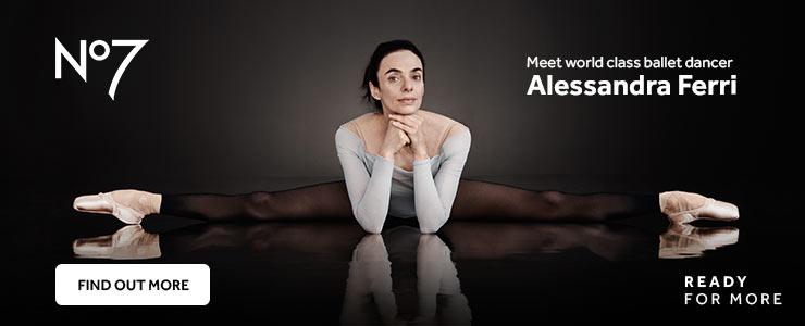 New No7 lift and luminate serum - Alessandra